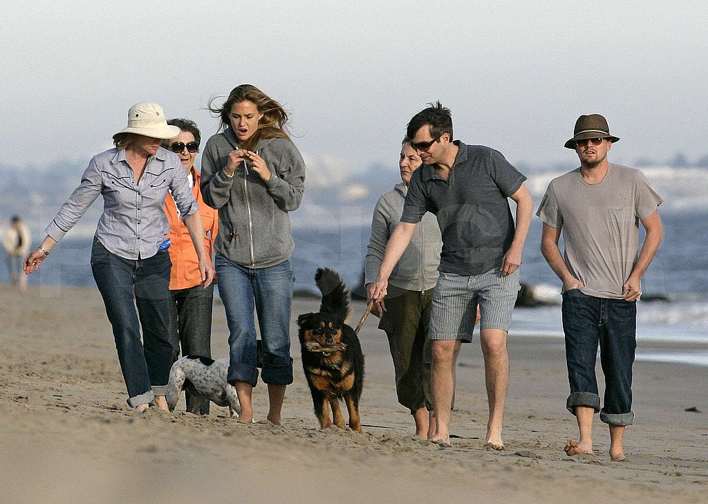 Leonardo and Bar at Malibu Beach